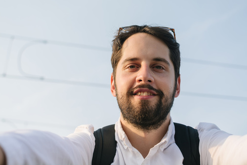 MenCanToo Selfie